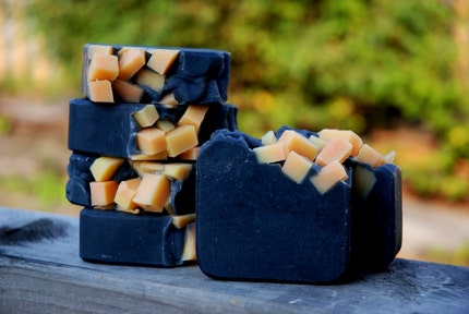 HALLOWS' EVE Handmade Cold Process Soap XLARGE BAR
