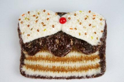 Edna Schlessingers Chocolate Butter Brickle Layer by TwinkieChan