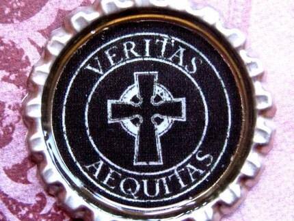 Boondock Saints Tattoo Veritas