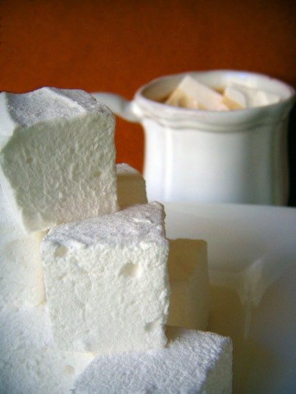 Heavenly Tahitian Vanilla Marshmallows