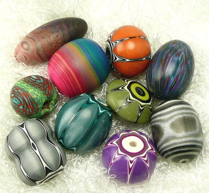 Colorful Bead Sampler