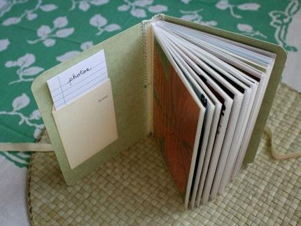 Ruffle Photo Album