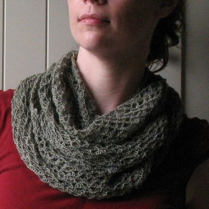 Cloudy Day Scarf