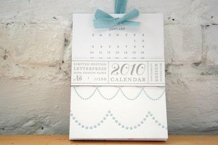 Start 2010 With a Beautiful Calendar via TheELD.com