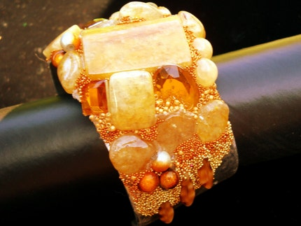 Citrine Dream Bracelet