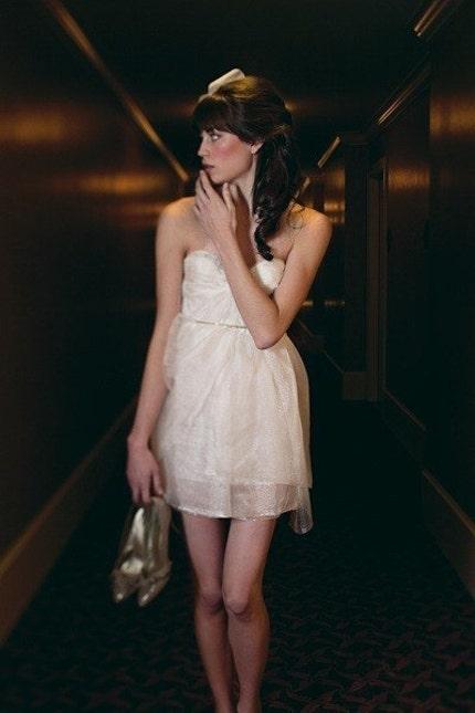 Powdered Sugar Dress