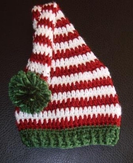 Confection, the Candy Cane Pony Ornament | Free Patterns | Yarn