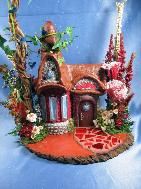 Large Magical Wizard/Fairy House