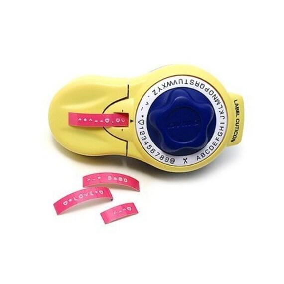 Embossing Label maker (tape writer)