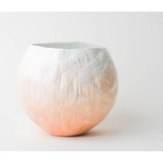 Peach Fade Vessel