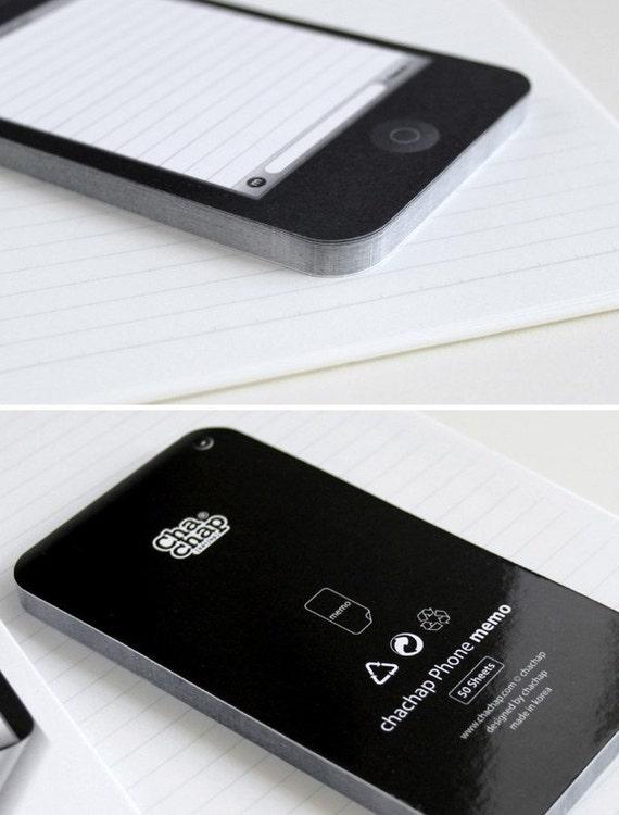 Smart Phone Index Post It (50sheet)
