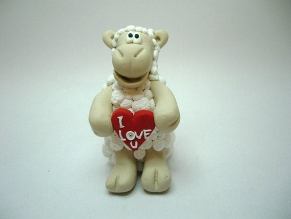 Valentine Sheep
