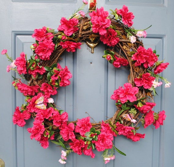 Spring Love Wreath