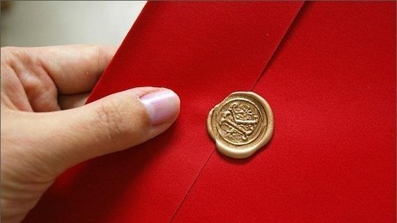 Initial Seal - Mini Stamper