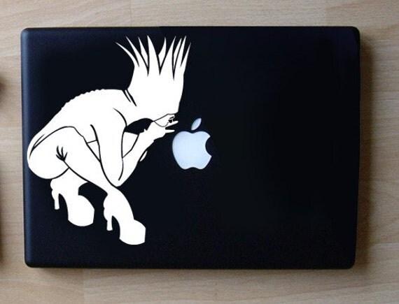 decals for macbook. Apple Decal Macbook