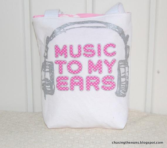 music hand bag