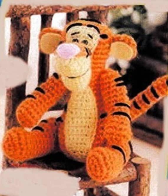 Free Crochet Patterns Disney Characters : DISNEY CROCHET PATTERNS FREE Free Patterns