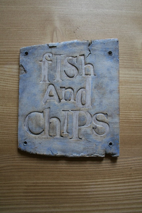 Fish & Chips....!