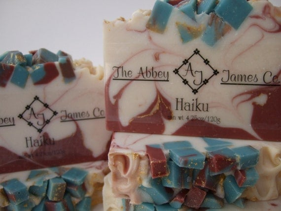 Haiku Gourmet Soap