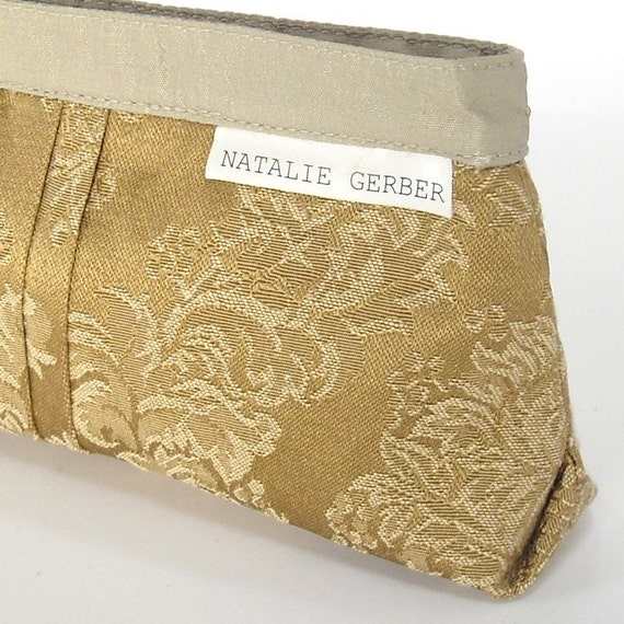 Molly Evening Clutch from Brocade and Silk