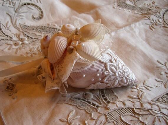 Seashell Sachet