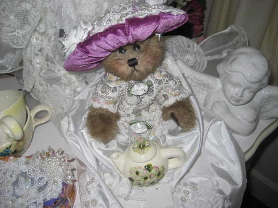 Little Victorian Teddy Bear