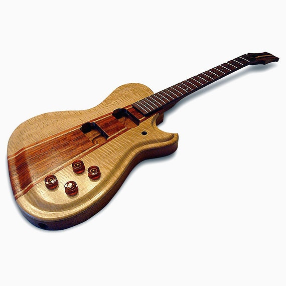 Hand Made Electric Guitar- Can Be Made For You