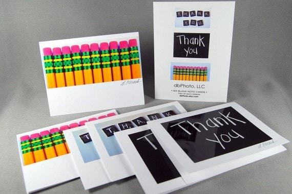 Teacher Set of Note Cards(6)
