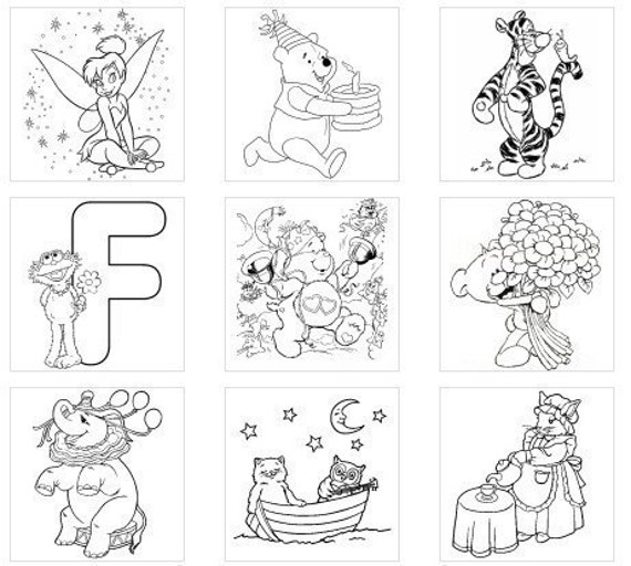 Coloring Pages Nemo. Coloring Printable Pages.