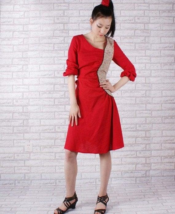 قرمز لباس کار سرهم بندی