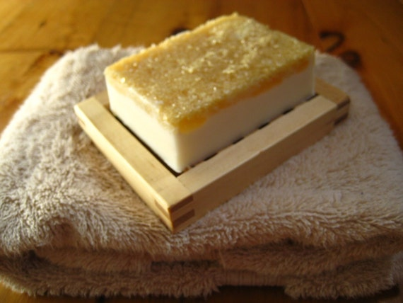 Brown Sugar Scrub Soap
