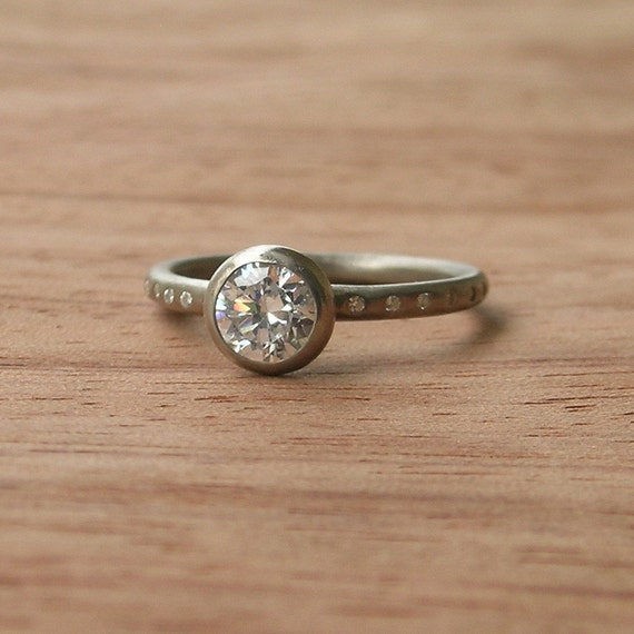 Conflict Free Diamond Ring
