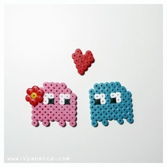 MAGNETS - Ghosts in love: The perfect valentines day gift