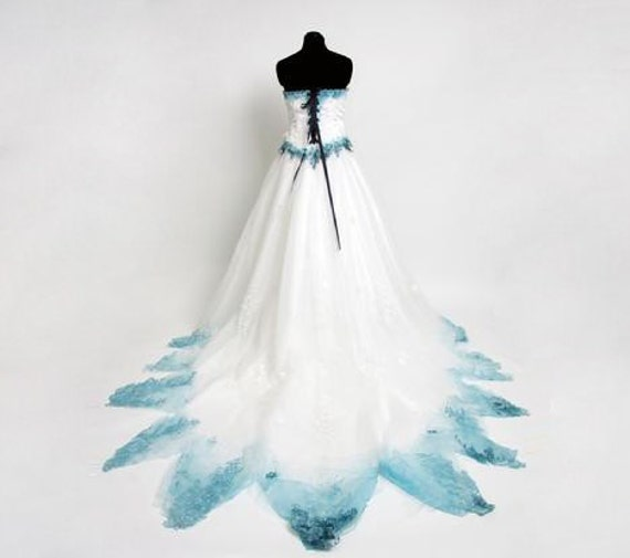 Custom Corpse Bride Wedding Dress Costume Made to Order