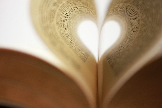 Book Love - 5x7 Photography Print