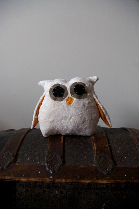 Owlet Pillow