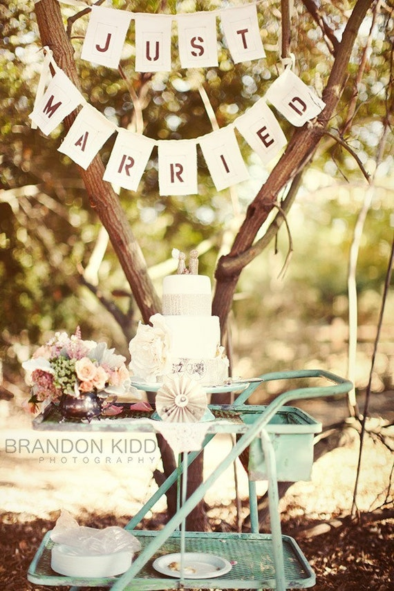 Lovely Wedding Banner