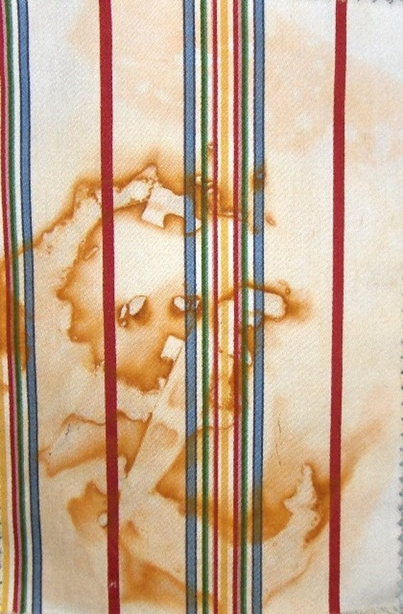 Rust Dyed on Country Stripes 7