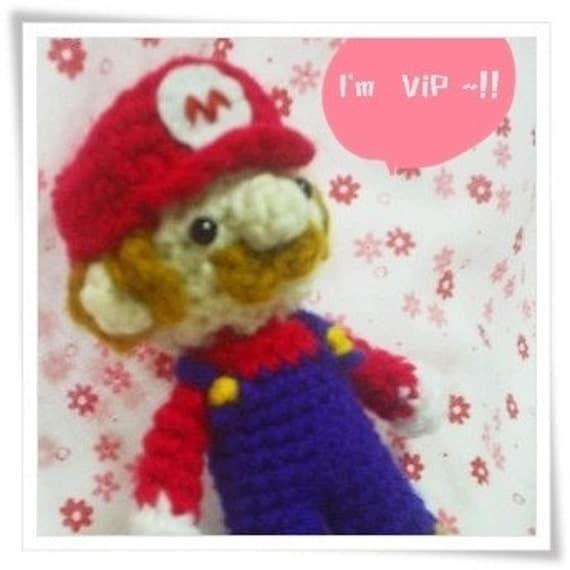 PDF Pattern - Super Mario