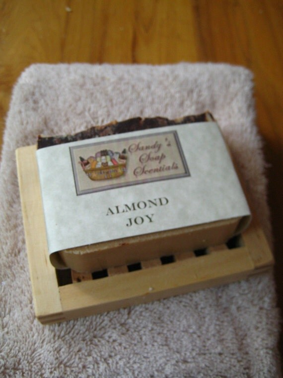 Almond Joy Soap
