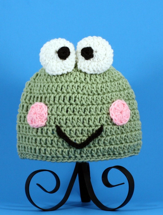 Keroppi Hat / Beanie.