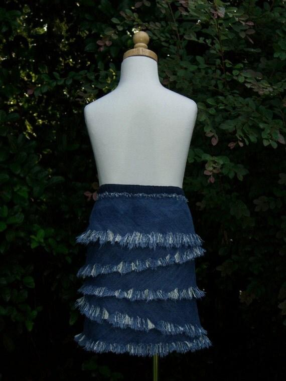 Вязаные юбочки для девочек - Все о моде