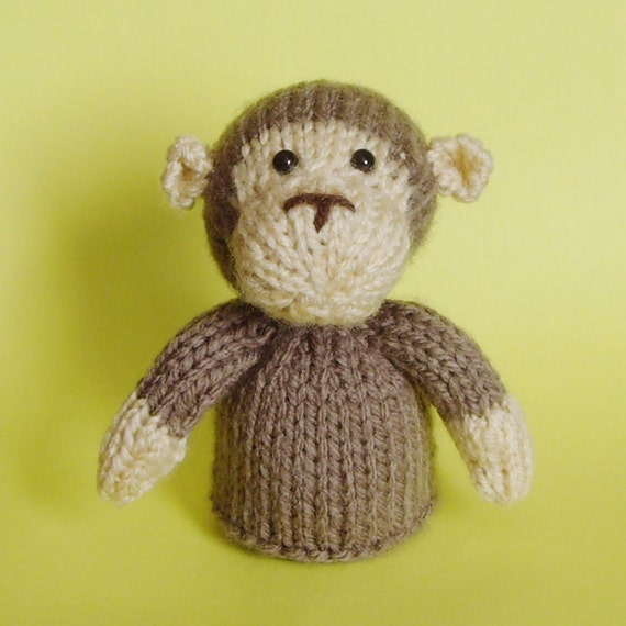 KNITTING PATTERNS MONKEY   Free Patterns