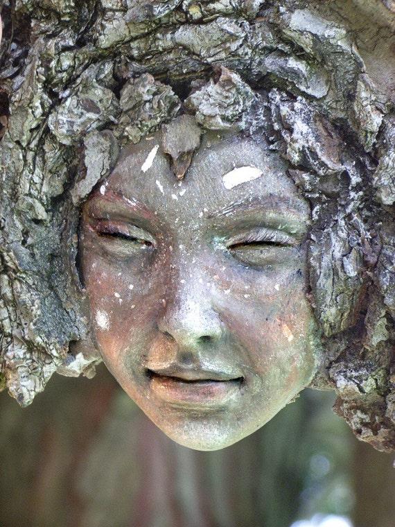 Wooden spirit Myrien