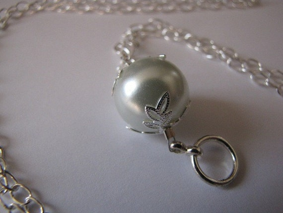 Interchangeable Pearl Necklace
