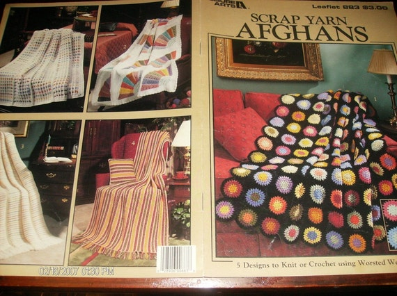 On-Line Crochet Pattern Archive - Afghans