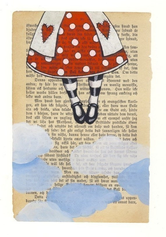 Come fly with me -print