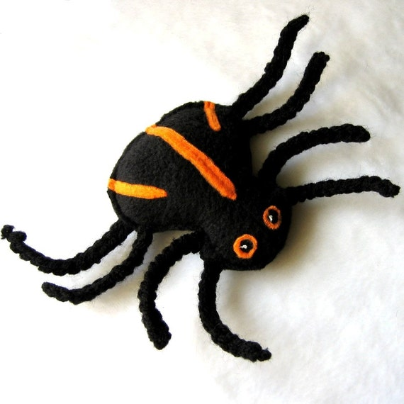 spider cat nip toy
