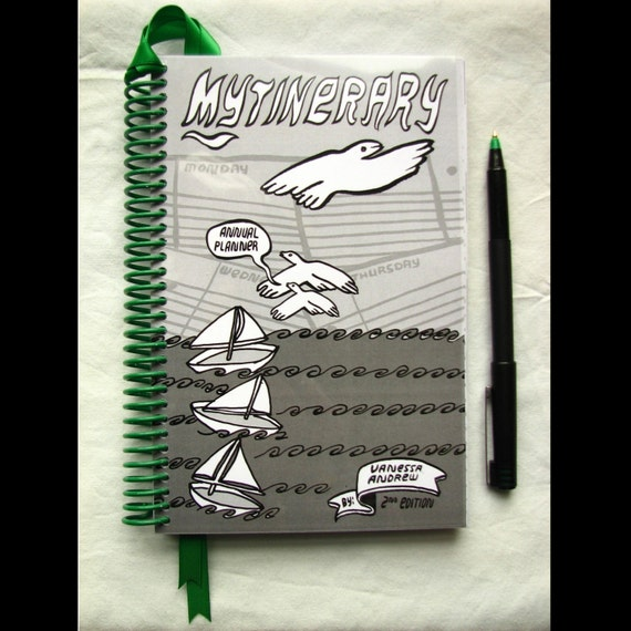 Image for Mytinerary Annual Planner