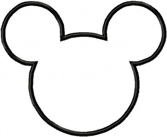 Having a Mickey Mouse Party   Here some Mickey Mouse Head Templates to 0GPyeTIw